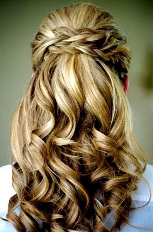 I like this hair for everyday. not so curly but I like the braid part