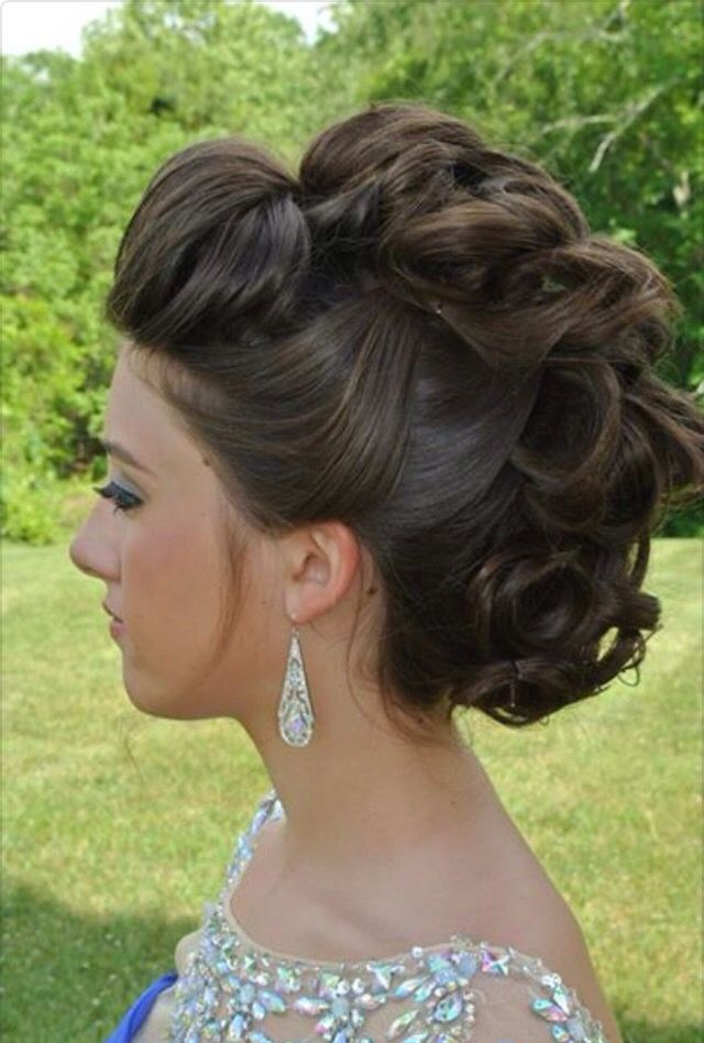 Bridal Hairstyles Inspiration Mohawk Updog Beauty Haircut