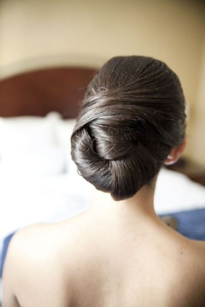 Pretty hairdo by Elwood so great for a ballroom/smooth hairstyle