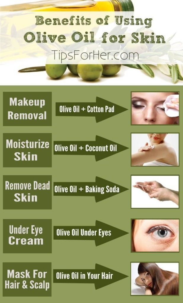 Benefits of Using Olive Oil for Hair & Skin - Olive oil contains nutrients that ...