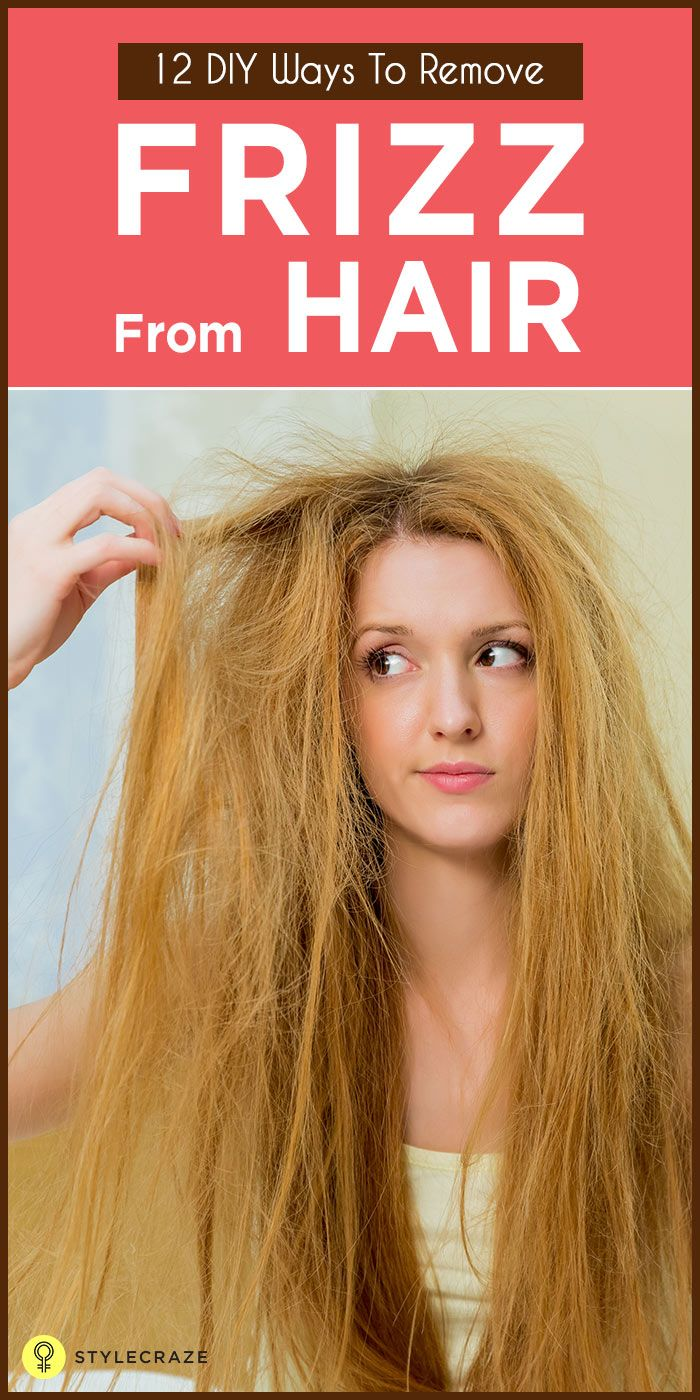 Frizzy hair or flyaways are a major hair hassle that most women complain about. ...