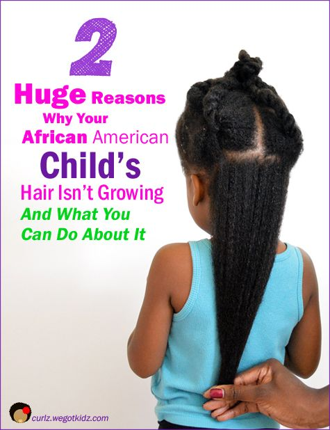Naturel Hair Care : Having trouble with your coily kid\'s ...