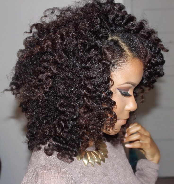 Twist-Out Perfection- A Video Tutorial | Curly Nikki | Natural Hair Styles and N...