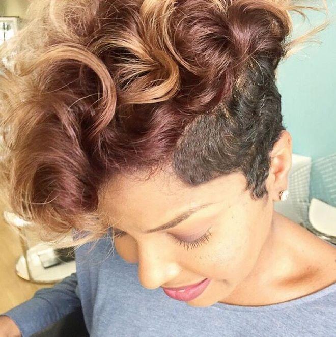 Beautiful Cut styled by @pekelariley - community.blackha...