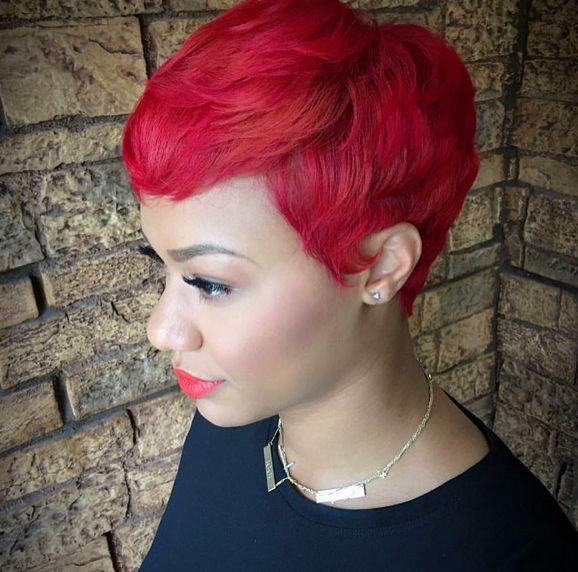 Brilliant Red Pixie @mrsmichmarshall - community.blackha...