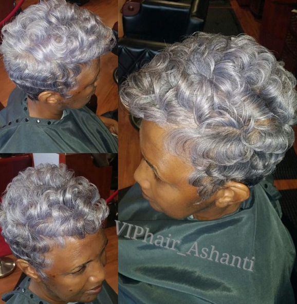 Mature Hairlista; How Grey Should Be Done @vipashanti - community.blackha...