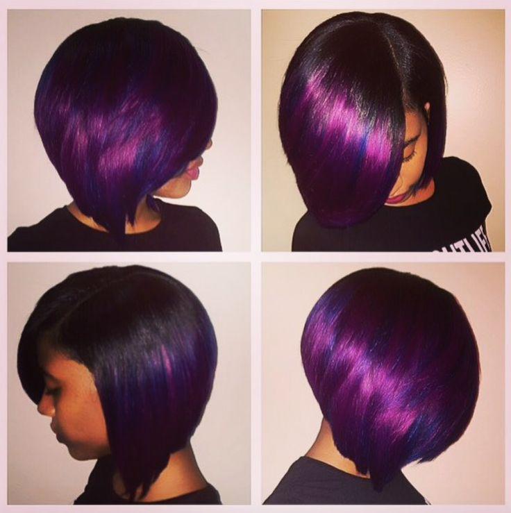 Purple Craze via @angiehairstudio - wordpress-15463-3...