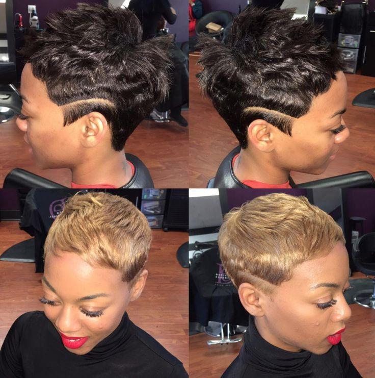 Same cut, Different Colors via Kisha Jefferson - community.blackha...