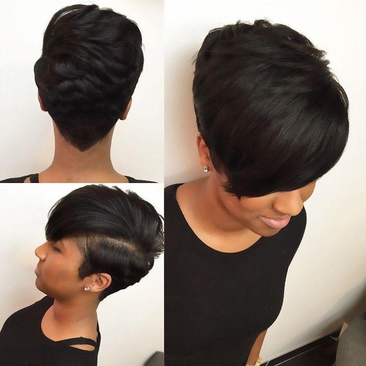 Sleek And Stunning @hairbylatise - community.blackha...