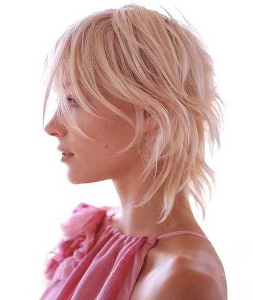 15 Cute Short Layered Haircuts | Latest Bob HairStyles