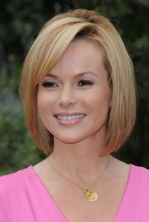 20 Short Hair For Over 40 | Latest Bob HairStyles | Page 4