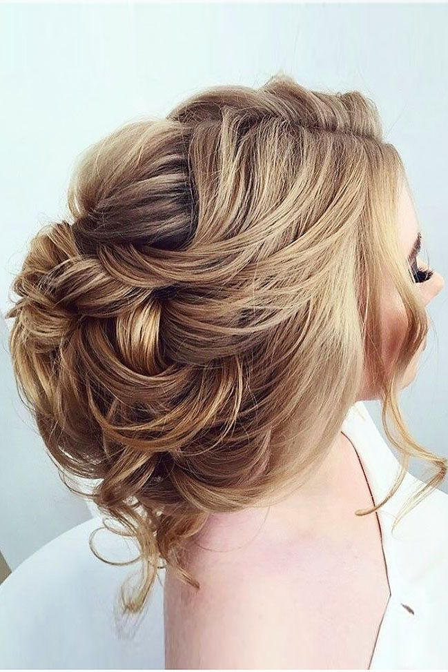 18 Creative & Unique Wedding Hairstyles ❤ See more: www.weddingforwar... #wedd...