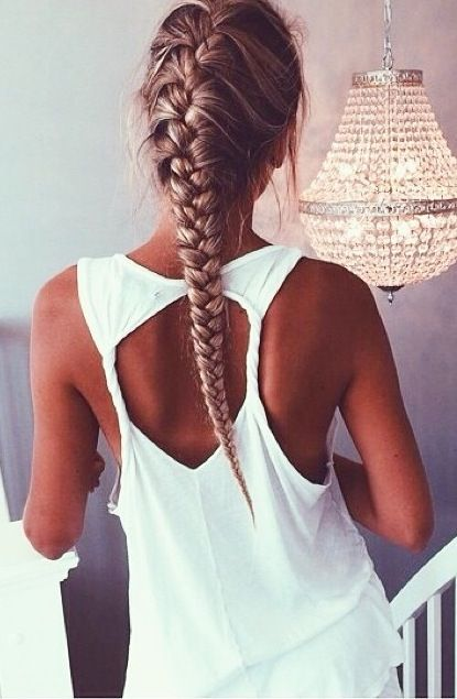 12 Stunning French Braid Hairstyles