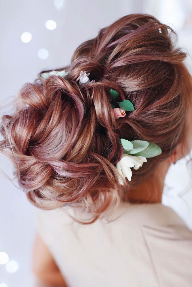 30 Gorgeous Blooming Wedding Hair Bouquets ❤ See more: www.weddingforwar... #w...