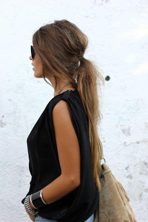 Haircuts for Long Hair