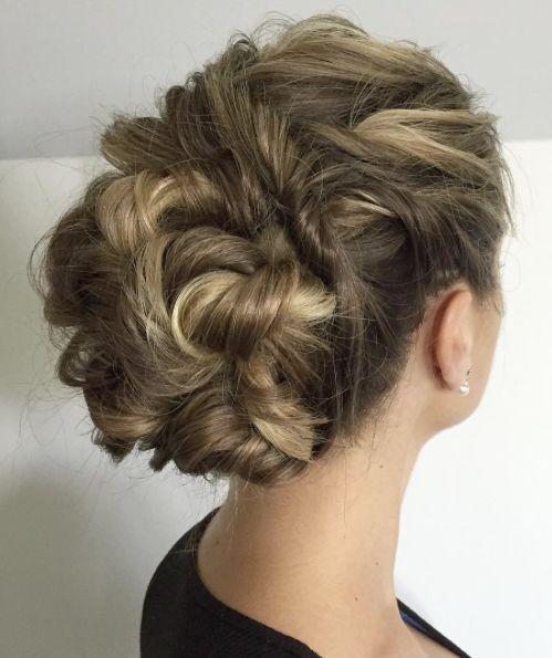 Wedding Hairstyles  Featured Hairstyle Heidi Marie