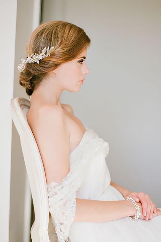 18 Lovely Wedding Hair Accessory Ideas & Tips ❤ See more: www.weddingforwar......