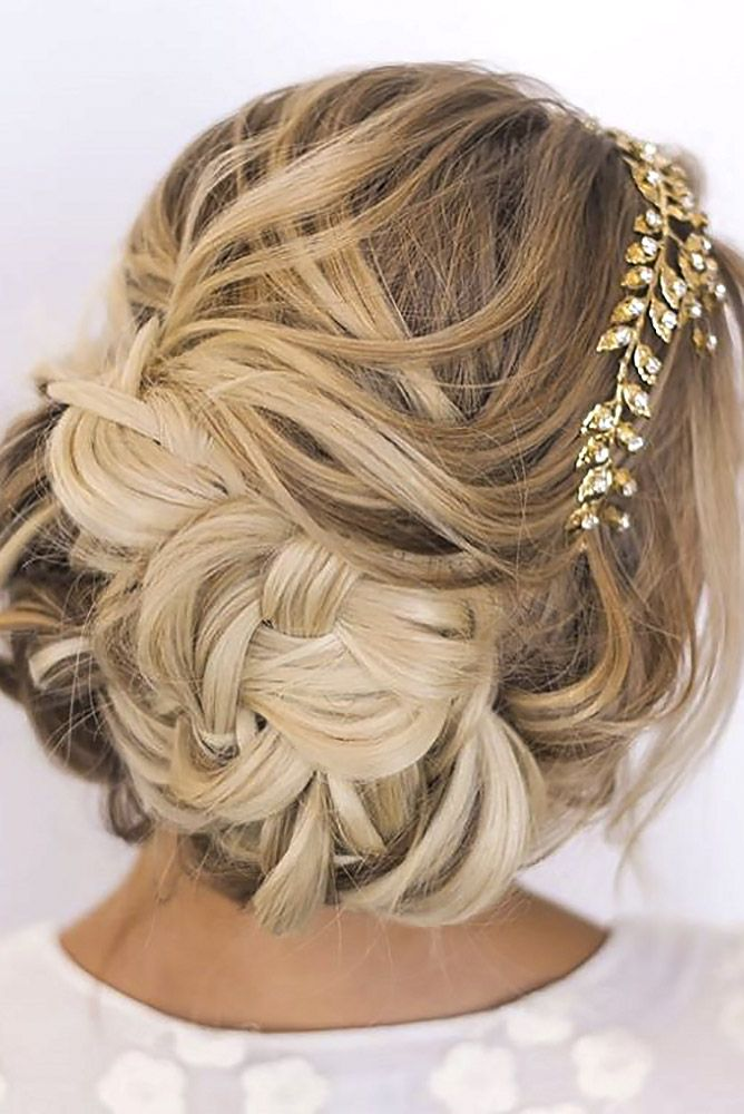 18 Modish Ombre Wedding Hairstyles ❤Ombre wedding hairstyles are on trend this...