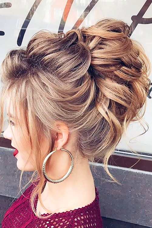 18 Oh So Perfect Curly Wedding Hairstyles ❤ See more: www.weddingforwar... #we...