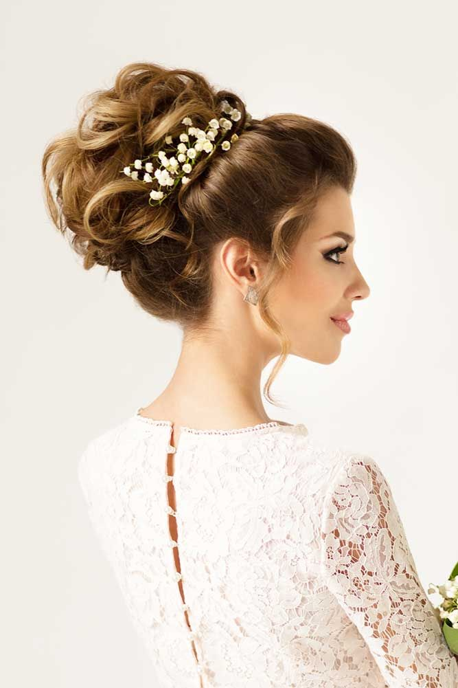 18 Timeless Wedding Hairstyles For Medium Length Hair ❤ Do you have the questi...