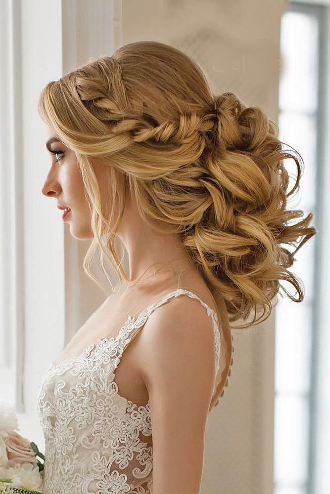 Bridal Hairstyles : 18 Timeless Wedding Hairstyles For Medium Length ...