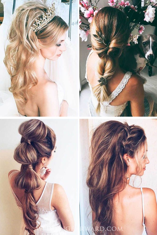 Bridal Hairstyles 30 Stylish Easy Wedding Hairstyles
