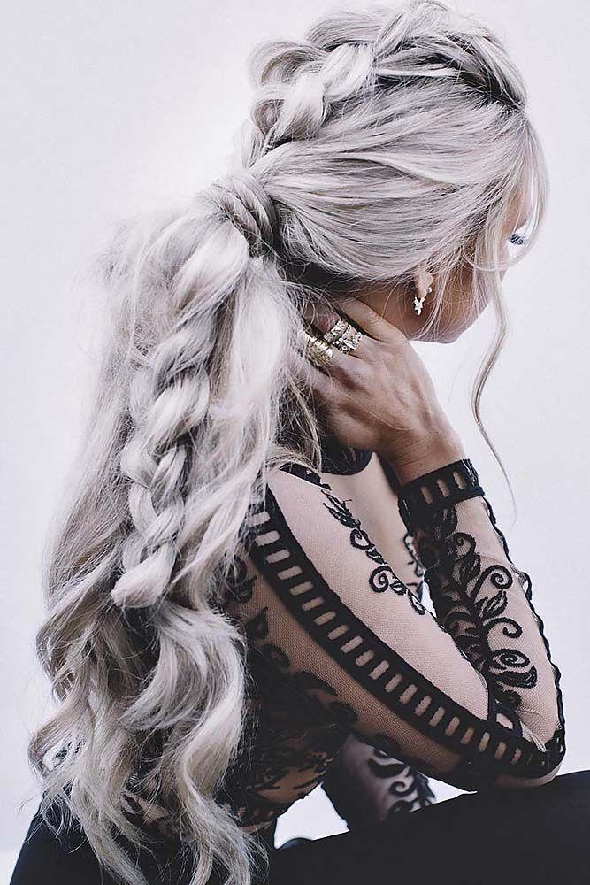 Bridal Hairstyles 36 Braided Wedding Hair Ideas You Will