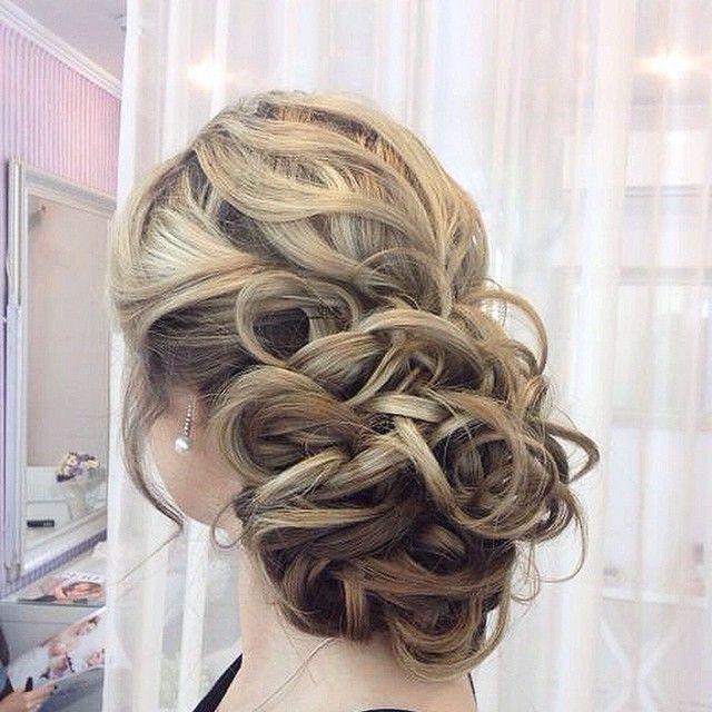 Elegant wedding hairstyles; Featured: Websalon Weddings