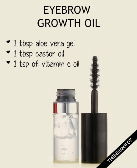 Eyebrow growth remedies – Just like you take good care of your hair, extent it...