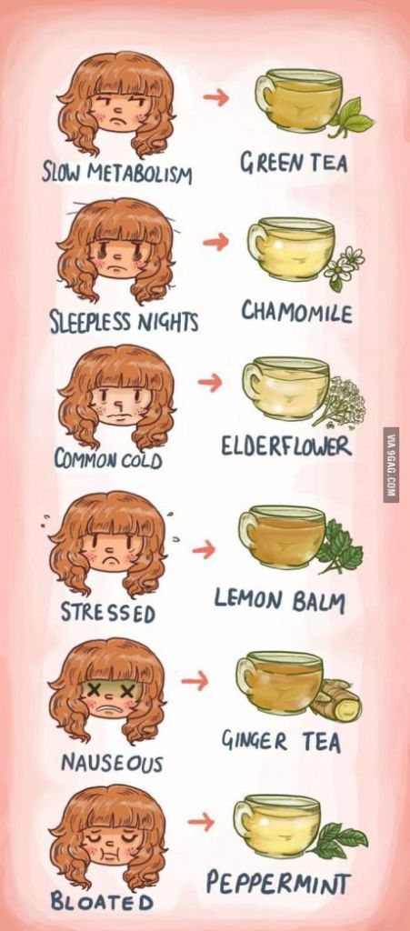 Tea for you and your common cold too!  Check out how tea can help improve your m...