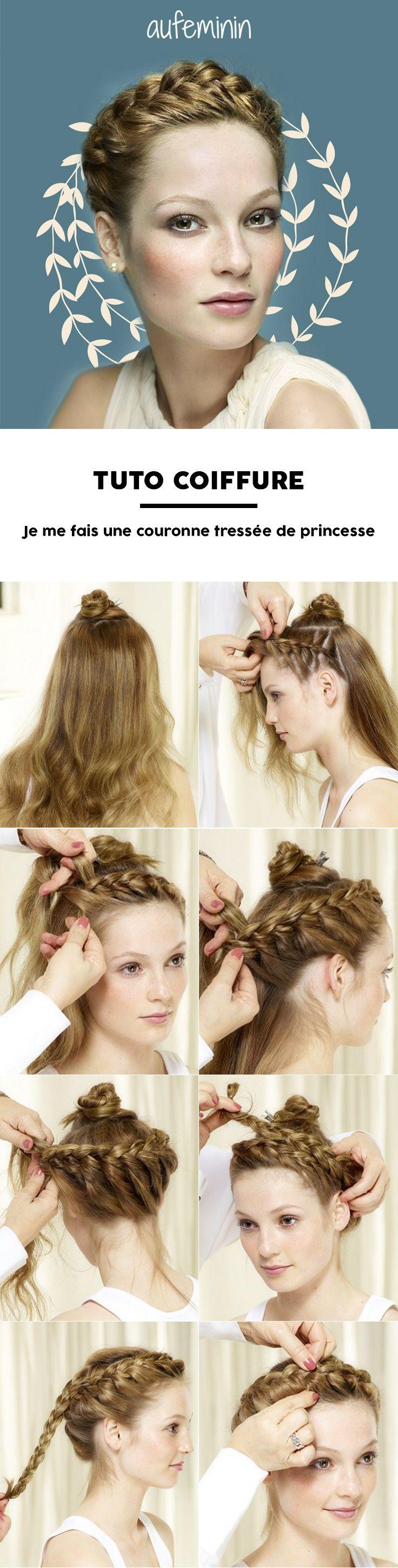 Hairstyle Tresses Envie D39une Coiffure Facile à Faire Si