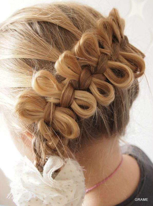 Hairstyle Tresses Tresse Tresse Africaine Papillons Coiffure