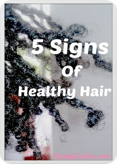 All Things Natural Hair:Tips,Styles and Giveaways: Natural Hair Care: 5 Signs of...