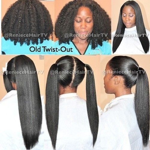 Shrinkage at its best! - www.blackhairinfo... #naturalhairstyles