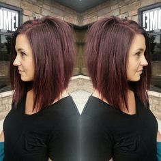 Red Hair Color 40 Amazing Medium Hairstyles For 2017 2018