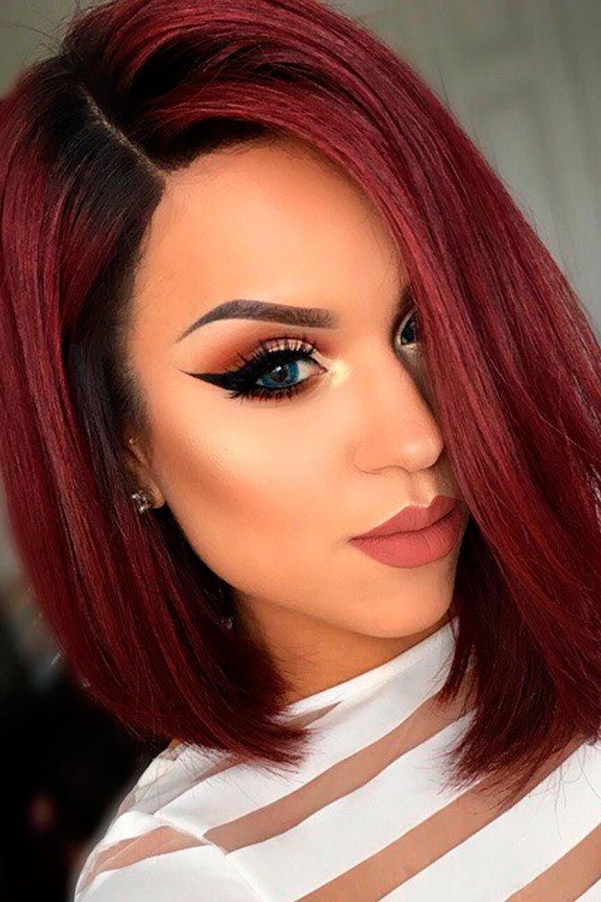 Red Hair Color : Check out our collection of trendy ways to upgrade ...