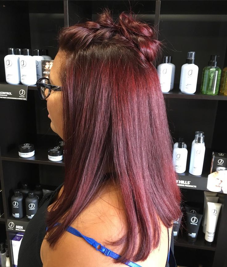 Red Hair Color Cherry Coke Beauty Haircut Home Of Hairstyle