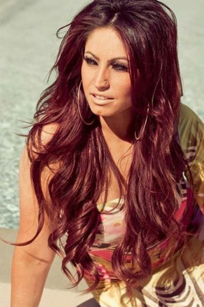 Red Hair Color Dark Cherry Cola Hair This I Want Beauty