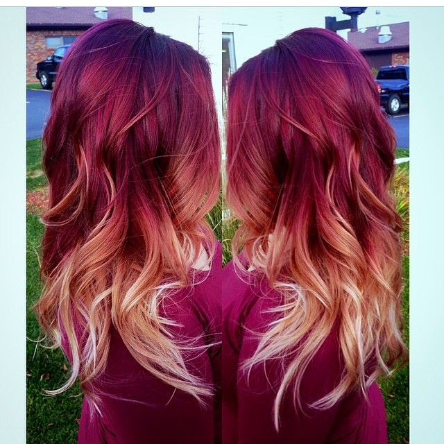 OMG her hair is amazing!!!! ♥♥♥