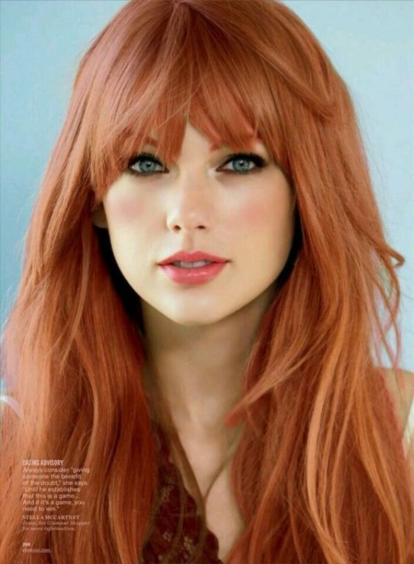 Red Hair Color Reasons To Dye Red 10 Different Shades Of