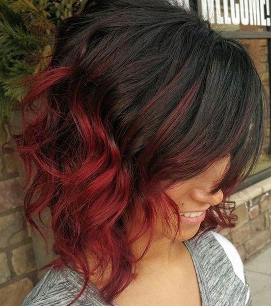 Red Hair Color Rote Ombre Frisur Ideen Fur 2017 2017 Frisur