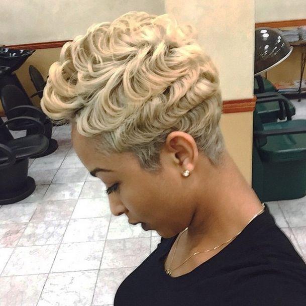 Blonde Waves @salonchristol - community.blackha...