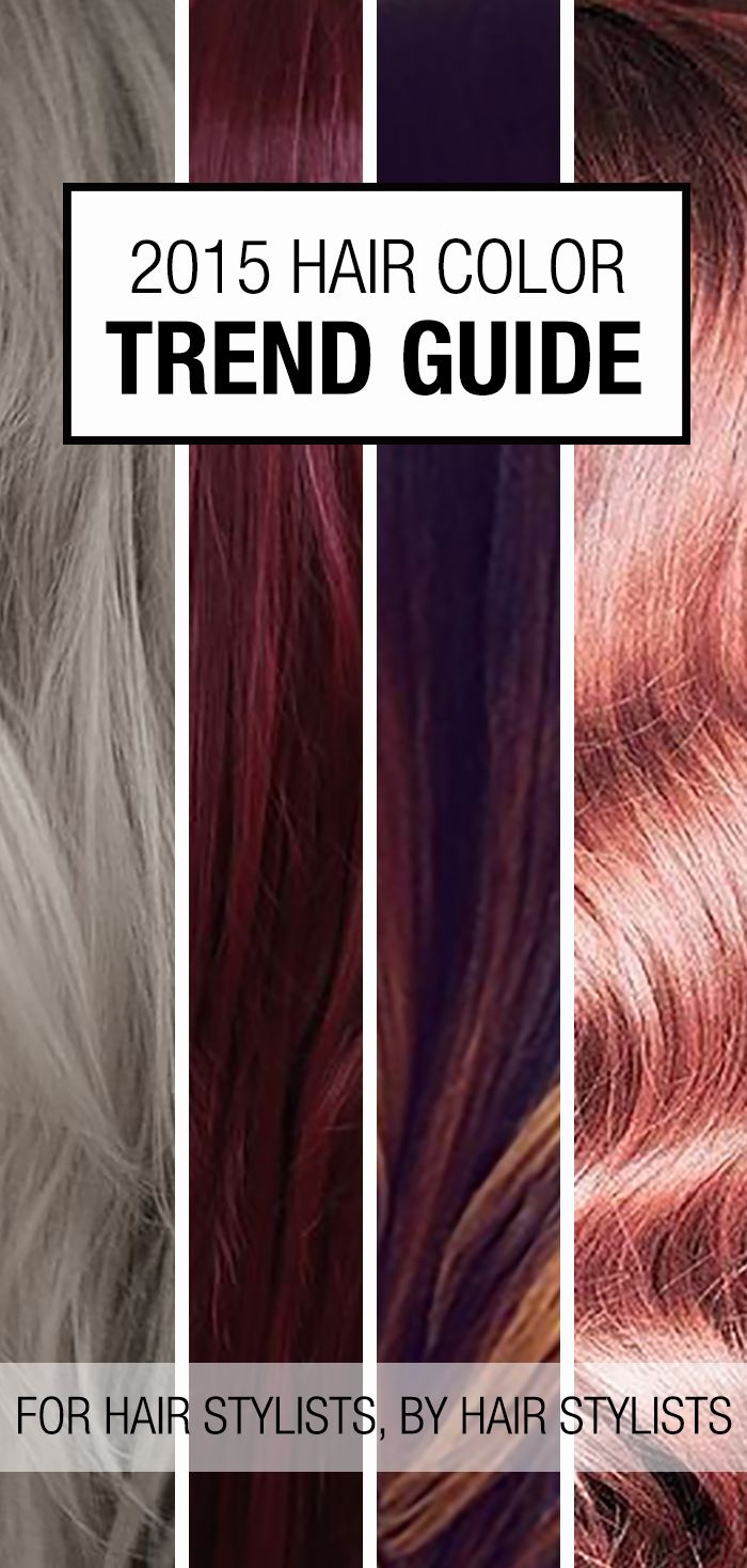 Trendy Hair Color Highlights 2015 Hair Color Trends Guide Here