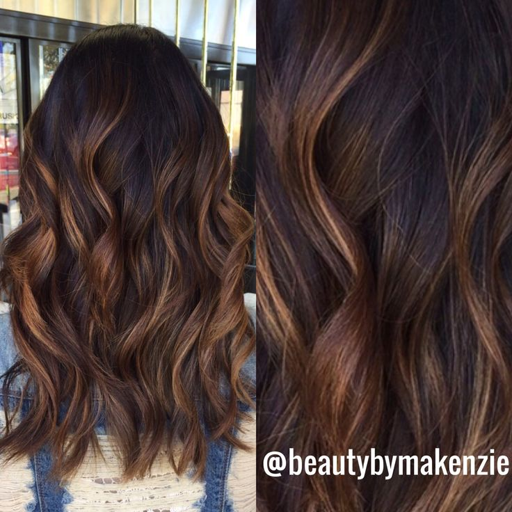 Trendy Ideas For Hair Color Highlights Balayage Caramel