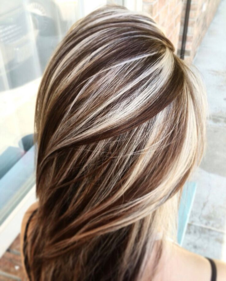 Trendy Hair Color Highlights Dirty Brown Hair Get Hairextension From