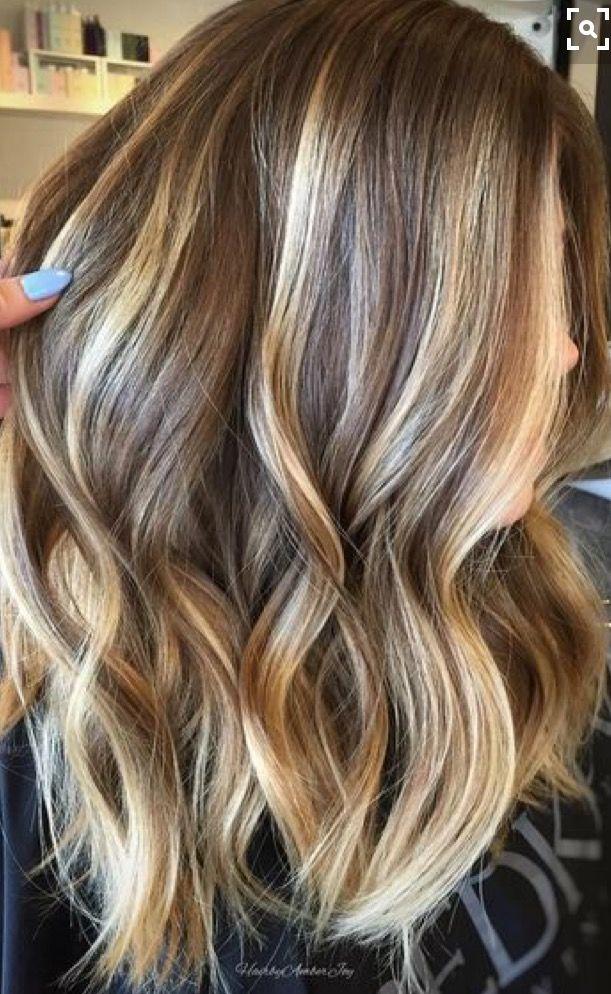 Trendy Hair Color Highlights Great Highlights Beauty Haircut