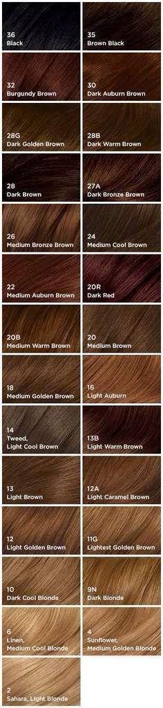 Trendy Hair Color Highlights Hair Dye Shadesjpg Beauty