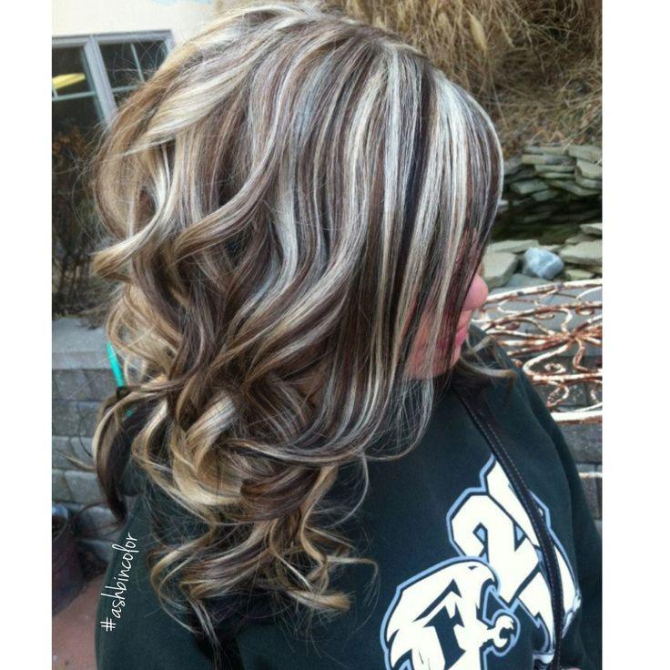 Trendy Hair Color Highlights Highlights Lowlights Insta