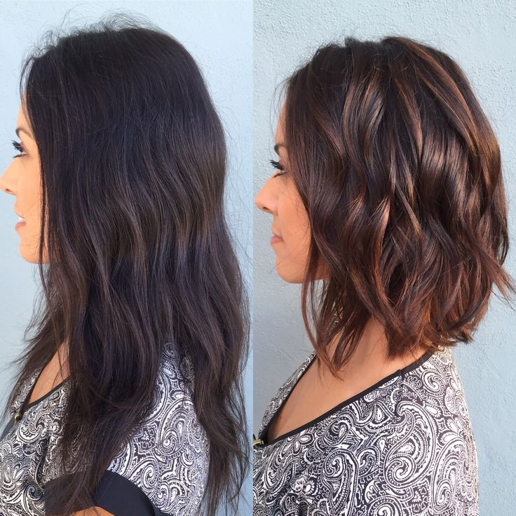 Owner Ana from Rinse Salon created this Beautiful transformation by hair paintin...