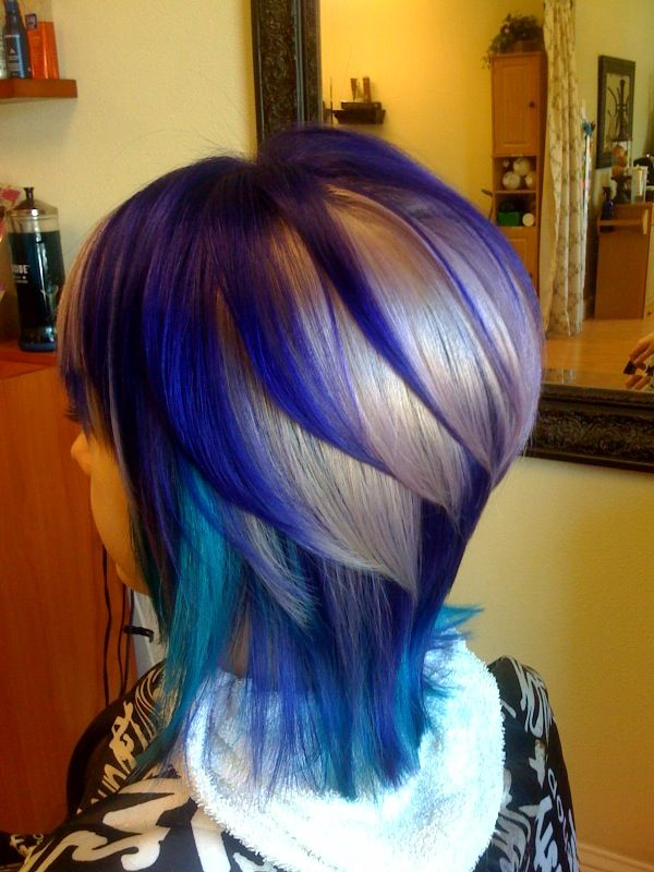 Trendy Hair Color Highlights Pretty Beauty Haircut Home Of